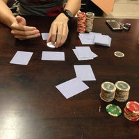Photo taken at Poker House @ PJS7 by Joseph L. on 9/8/2014