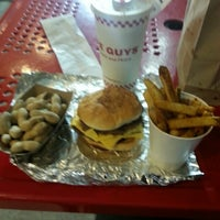 Photo taken at Five Guys by Stephen H. on 6/1/2014