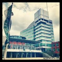Photo taken at Kitchener City Hall by Chris M. on 4/30/2013