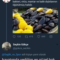 Photo taken at İskenderun-Payas yolu by Süreyya C. on 1/30/2018