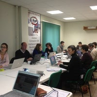 Photo taken at @ACCORTise #Business & #Technologie -  #WorkAndSleep  Center by Amaranthe on 11/19/2012