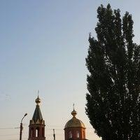 Photo taken at Автовокзал «Кирилівка» by Георгий П. on 8/16/2014