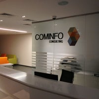 Photo taken at Cominfo Consulting by Alexey Z. on 7/19/2013