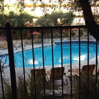 Photo taken at Embassy Suites by Hilton Phoenix Airport by Renee F. on 2/15/2014