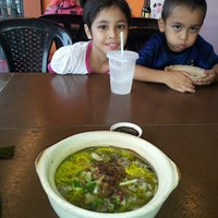 Photo taken at Restoran Saudagar Makan @ Senawang by Sharifah Salmi S. on 5/19/2013