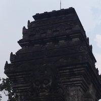 Photo taken at Kidal temple by Angga W. on 5/14/2014
