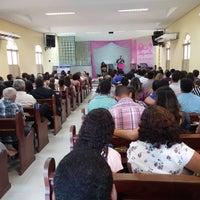 Photo taken at Igreja da Varzea by thiago c. on 10/10/2015