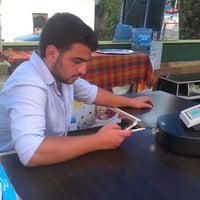 Photo taken at Burgaz Spor Lokali by Hasan B. on 10/28/2014