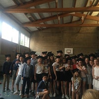 Photo taken at St Lodewijkschool by Cheyenne G. on 6/28/2017