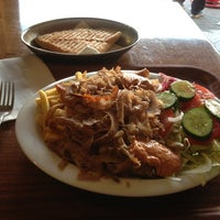 Das Foto wurde bei Hisar Fresh Food von Matthias A. am 9/4/2013 aufgenommen