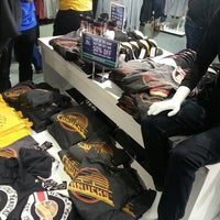 Photo taken at Canucks Team Store by Jeremy V. on 10/29/2013