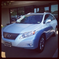 Photo Taken At Sewell Lexus Of Fort Worth By Nikki N. On 10/20 ...