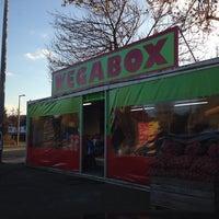 Photo taken at Wegabox by Peter S. on 12/1/2013