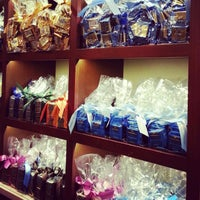 Photo taken at Ghirardelli Ice Cream & Chocolate Shop by Amy on 11/18/2012