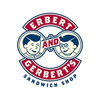 Photo taken at Erbert & Gerbert's Sandwich Shop by Erbert & Gerbert's Sandwich Shop on 4/8/2014