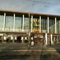 Photo taken at Würzburg Hauptbahnhof by Margit E. on 12/31/2012