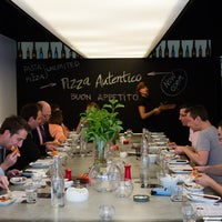 Photo taken at Pizza Autentico by Pizza Autentico on 5/1/2014