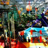 Photo taken at Nickelodeon Universe® by Christopher F. on 2/21/2013