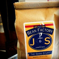Photo taken at J&S Bean Factory by Christopher F. on 9/19/2012