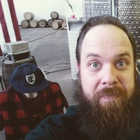 Photo taken at Norseman Distillery by C F. on 3/21/2015
