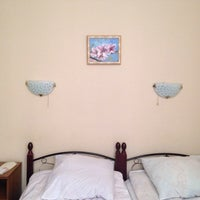 Photo taken at Мини-отель «Аура Спб» by Irina Shutova A. on 6/18/2014