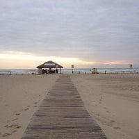 """Photo taken at """"Playa miramar"""" by Shantal E. on 5/3/2014"""