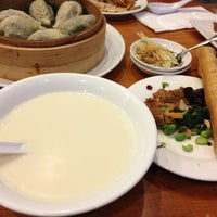 Photo taken at Nan Xiang Xiao Long Bao by Diana C. on 4/21/2013