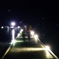 Photo taken at Supply Jetty by SYNTAX® on 4/26/2014