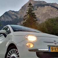 Photo taken at St. Luzisteig (Pass) by Vincent E. on 6/24/2015