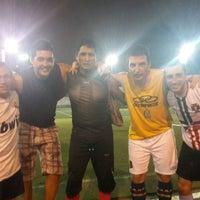 Photo taken at Futsal el Bosque by Elias B. on 4/16/2014