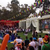 Photo taken at Club Hípico Militar by Marcela García D. on 7/15/2014