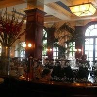 Photo taken at Bouchon Bistro by Sean Y. on 11/2/2012