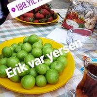 Photo taken at 100. Yıl Aile Çay Bahçesi by Erdem Ş. on 4/17/2018