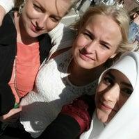 Photo taken at Vesterbro Ny Skole by Miss S. on 4/27/2014