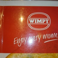 Photo taken at Wimpy - Eden Square by Lua B. on 12/23/2014