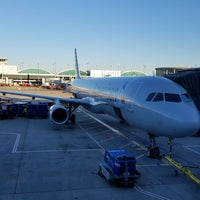 Photo taken at Gate H6 by Kevin Tyler B. on 6/7/2017