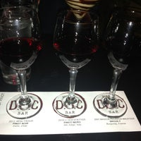 Photo taken at DOC Wine Bar by Jen R. on 5/5/2013
