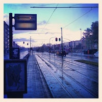 Photo taken at Rerum Novarumlaan by Geert B. on 12/2/2012