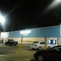 Photo taken at Walmart Supercenter by Leona P. on 10/29/2012
