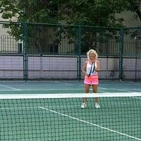 Photo taken at Atakoy Tenis Kortlari by Aylin F. on 7/22/2016