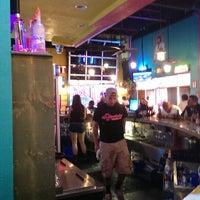Photo taken at El Luchador Bar • Taqueria by Luis C. on 11/16/2013