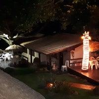 Photo taken at Pousada Solar Dos Girassois by Raul A. on 1/3/2018