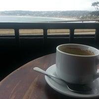 Photo taken at Goldfish Point Cafe by Jon F. on 2/8/2013