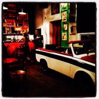 Photo taken at Junkyard Pub by Szilárd T. on 1/18/2014