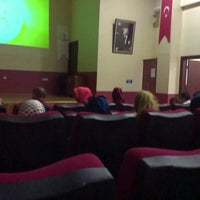 Photo taken at Başiskele Kültür Merkezi by Orhan V. on 8/8/2014