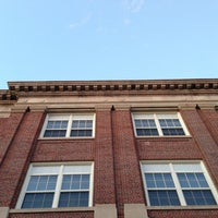 Photo taken at Nathan Bishop Middle School by Spencer D. on 1/20/2013
