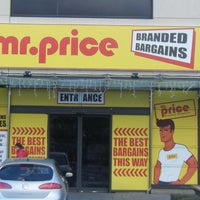 Photo taken at Mr. Price by Mr.Price Branded Bargains on 4/9/2014