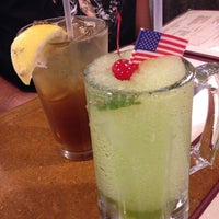 Photo taken at Anchos Southwest Bar & Grill by Donna Marie M. on 7/31/2013