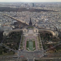 Foto tirada no(a) Restaurant 58 Tour Eiffel por Kirill S. . em 2/7/2013