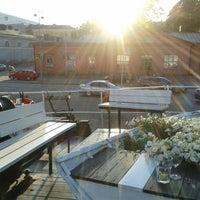 9/13/2013 tarihinde Alisa Z.ziyaretçi tarafından Lightship Relandersgrund'de çekilen fotoğraf